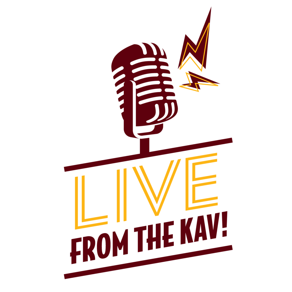 Live from the Kav Logo
